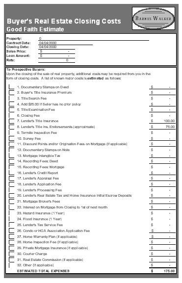 real estate estimates worksheet faith estimate worksheet hunterhq free 29952
