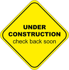 Under Construction Sign for Cost Estimator